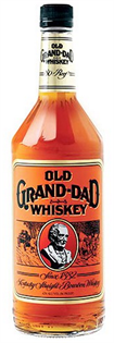 Old Grand-Dad Bourbon Bonded 100 Proof...